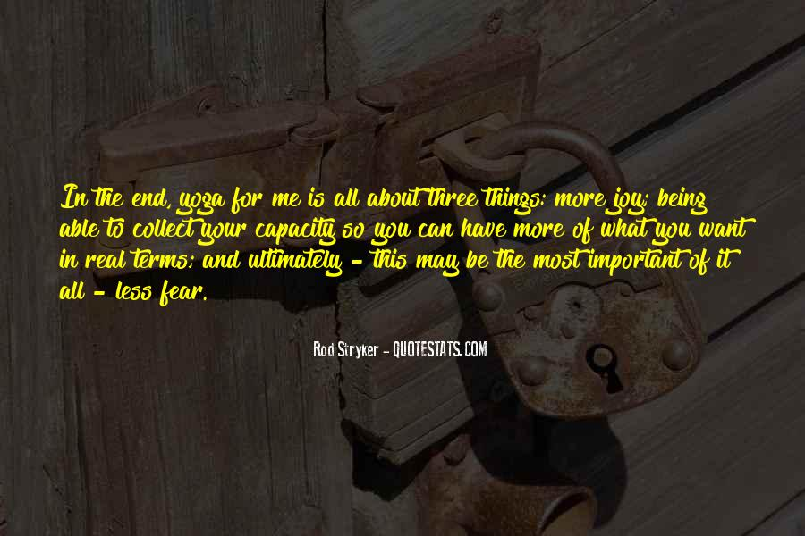 Quotes About Being Less Important #1116015