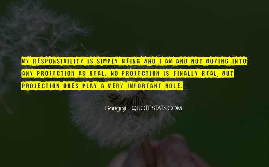 Quotes About Being Less Important #51351