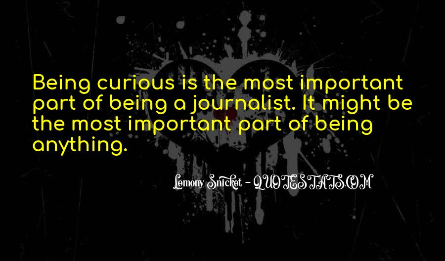 Quotes About Being Less Important #76333