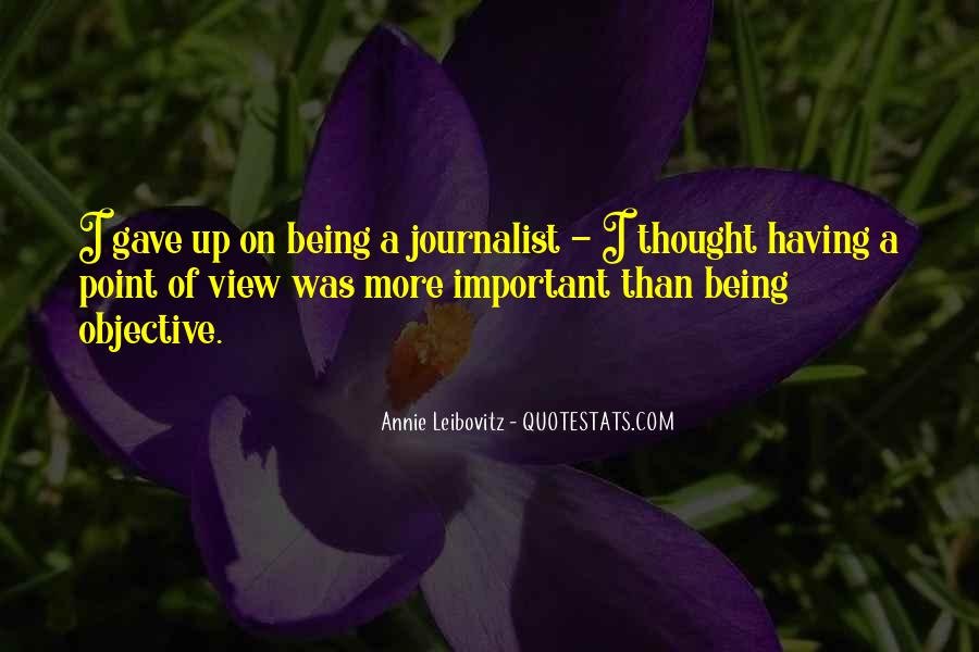Quotes About Being Less Important #86001
