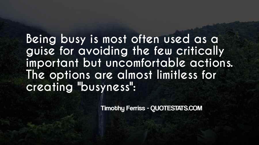 Quotes About Being Less Important #88100