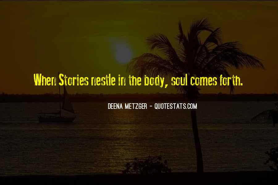 Quotes About Nestle #1179784