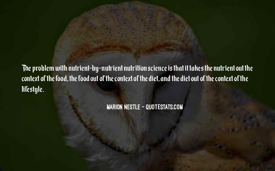 Quotes About Nestle #1718379