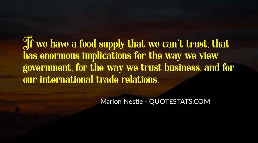 Quotes About Nestle #685498