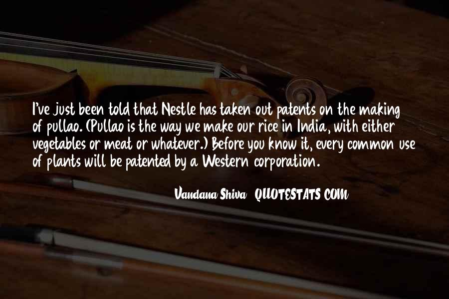 Quotes About Nestle #760465