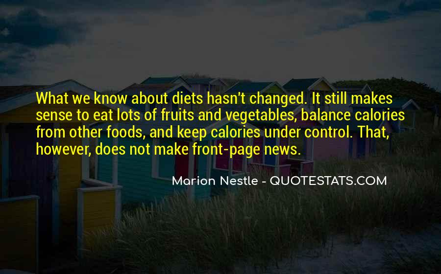 Quotes About Nestle #905824