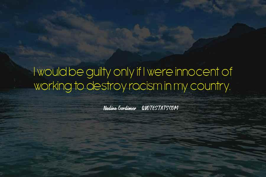 Quotes About Racism In South Africa #1152835