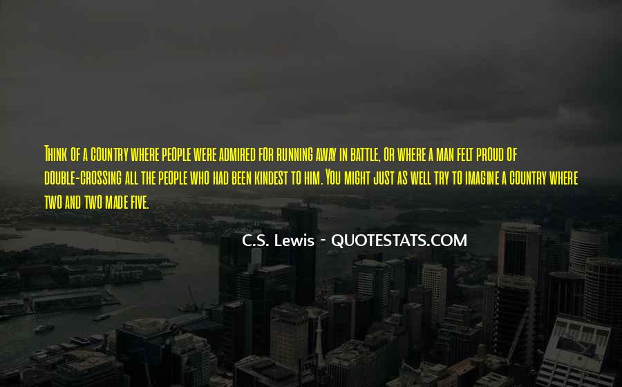 Quotes About Proud Of Your Country #1152249