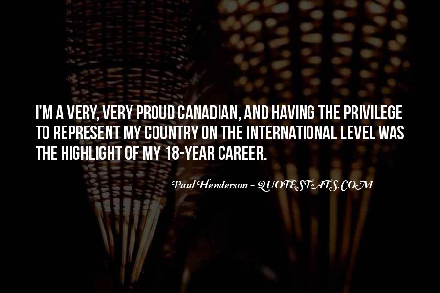 Quotes About Proud Of Your Country #1195450