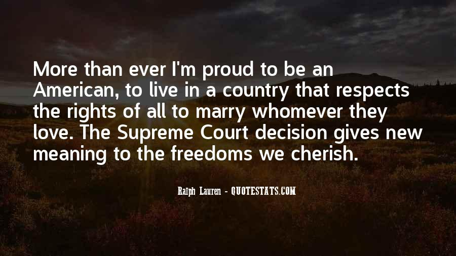 Quotes About Proud Of Your Country #1253584