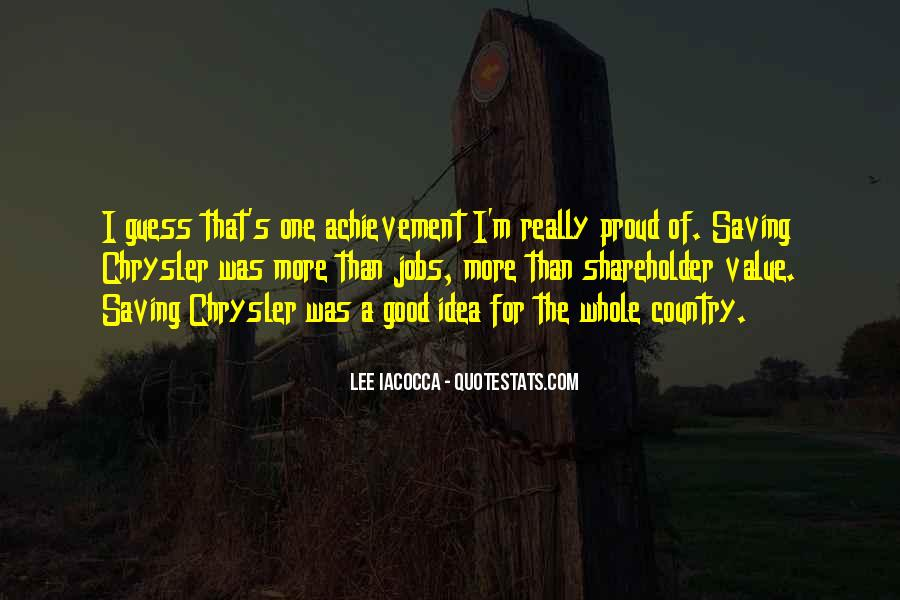 Quotes About Proud Of Your Country #1254929