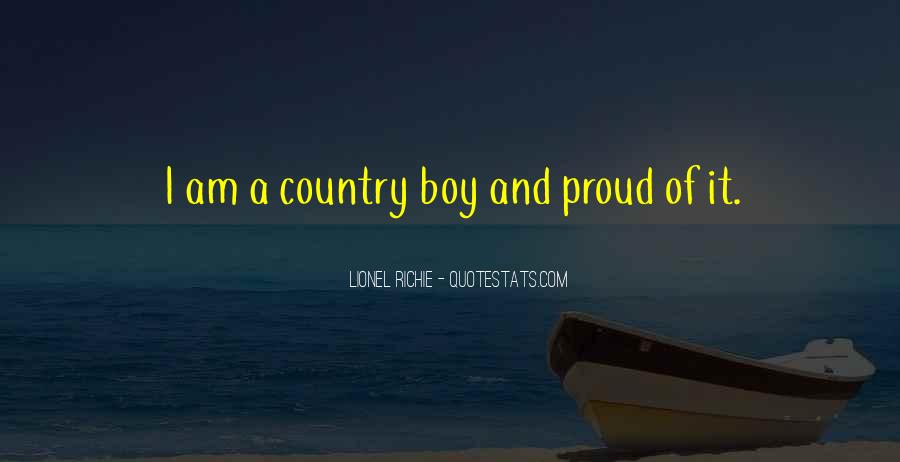 Quotes About Proud Of Your Country #1302159