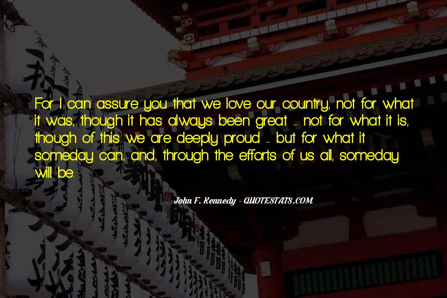 Quotes About Proud Of Your Country #1322847