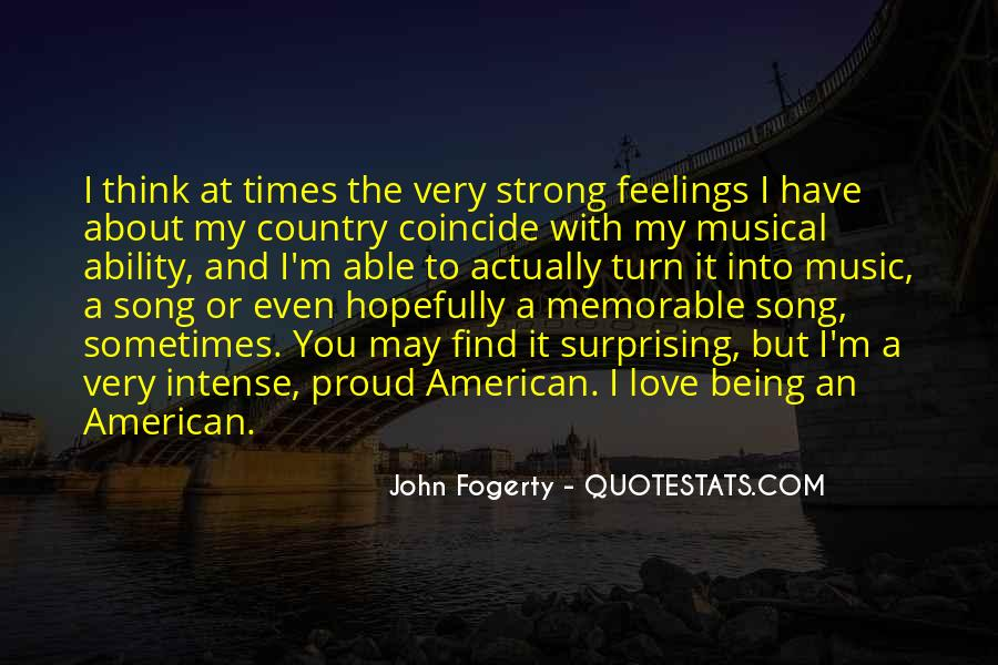 Quotes About Proud Of Your Country #1452199