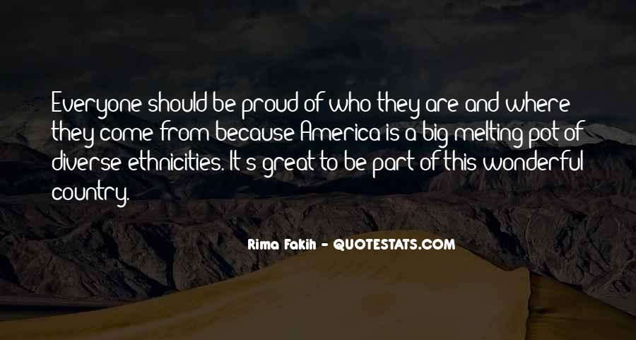 Quotes About Proud Of Your Country #152104
