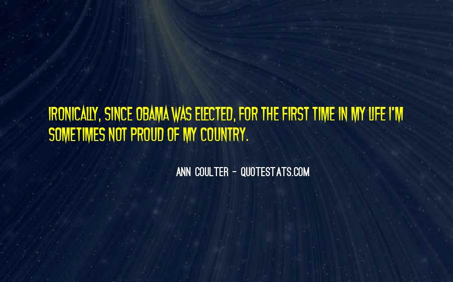 Quotes About Proud Of Your Country #197395