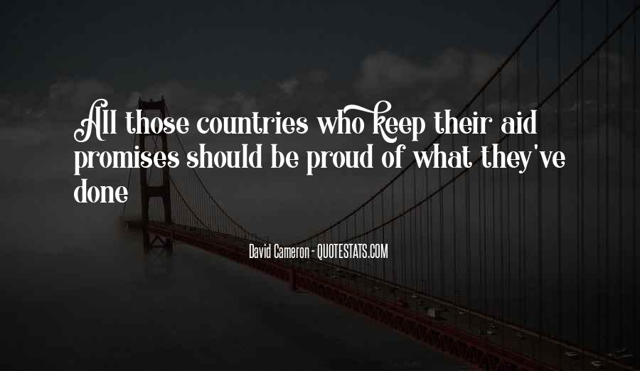 Quotes About Proud Of Your Country #224934