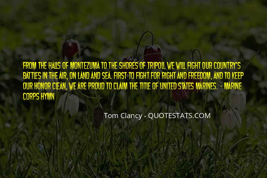 Quotes About Proud Of Your Country #268759