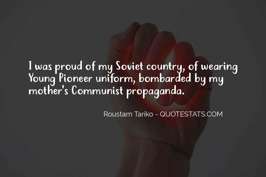 Quotes About Proud Of Your Country #29856