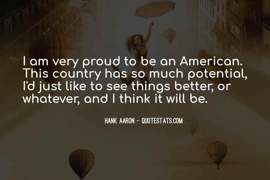 Quotes About Proud Of Your Country #414698