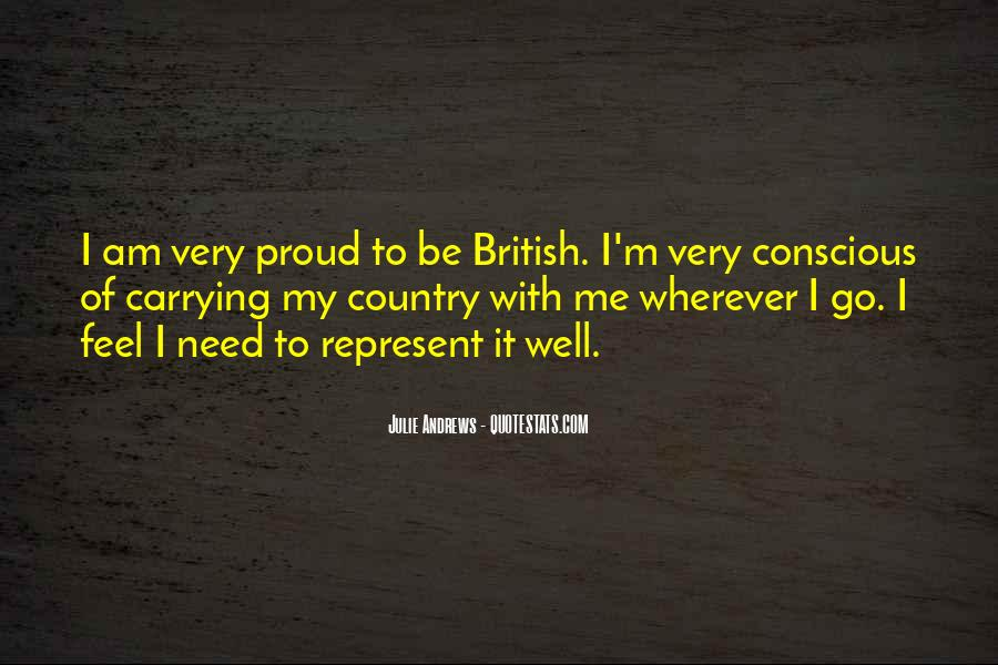 Quotes About Proud Of Your Country #463617