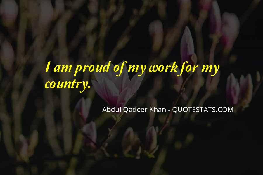 Quotes About Proud Of Your Country #466525