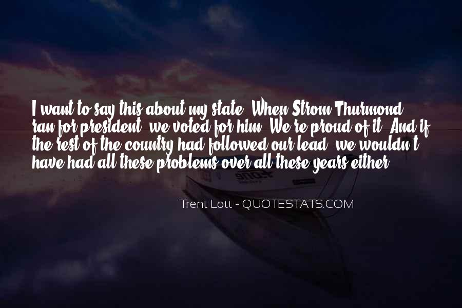 Quotes About Proud Of Your Country #760364