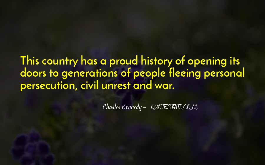 Quotes About Proud Of Your Country #926383