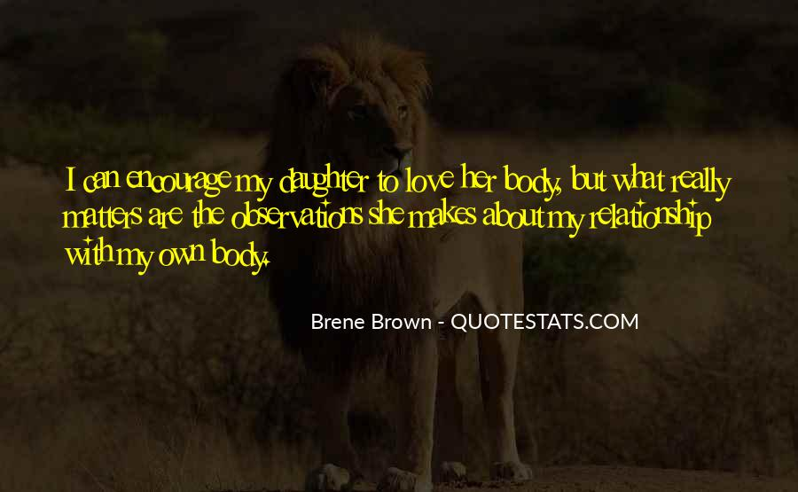 Quotes About What Matters In Love #212296