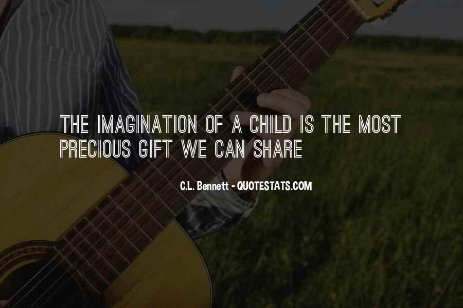 Quotes About A Child's Imagination #1486211