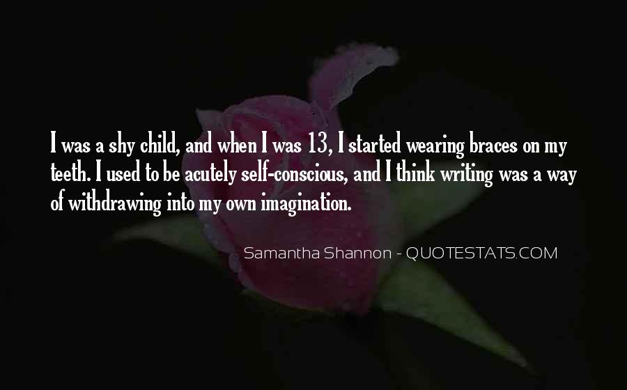 Quotes About A Child's Imagination #1639399