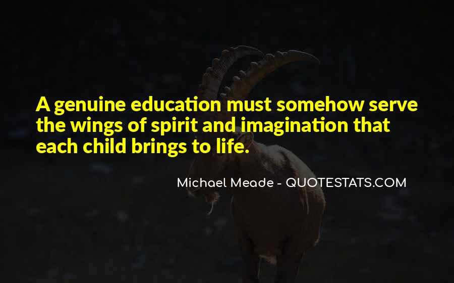 Quotes About A Child's Imagination #218774