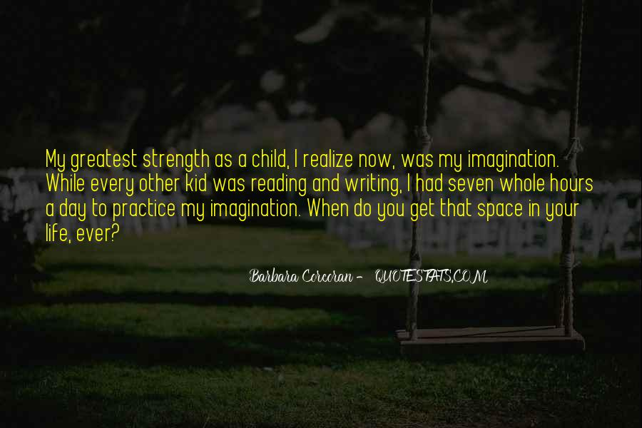 Quotes About A Child's Imagination #392510