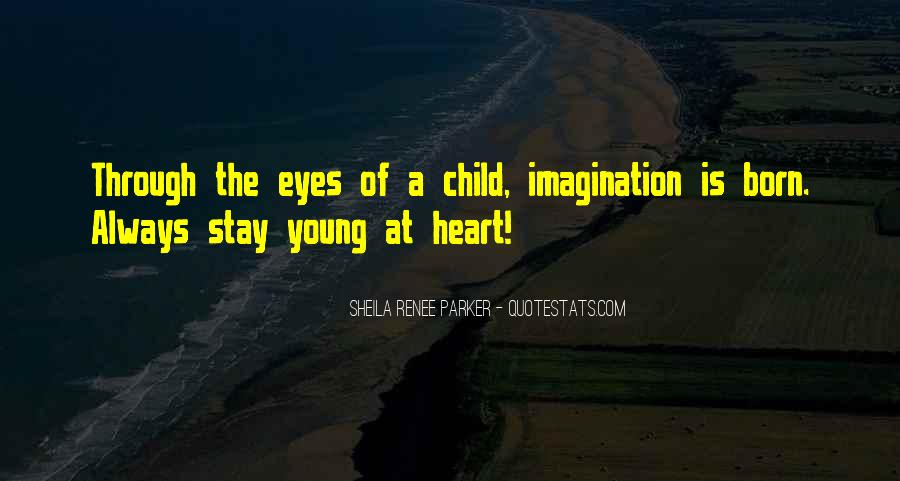 Quotes About A Child's Imagination #415360
