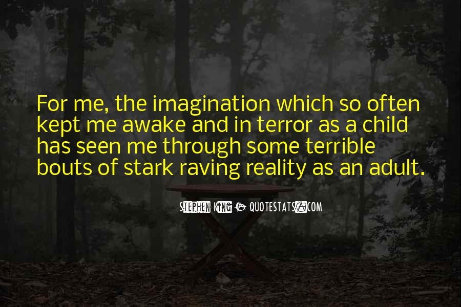 Quotes About A Child's Imagination #55250