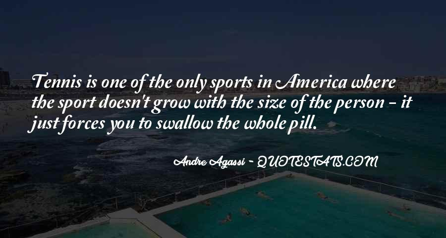 Quotes About Sports Person #107302