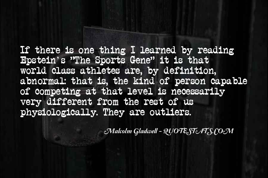 Quotes About Sports Person #1073188