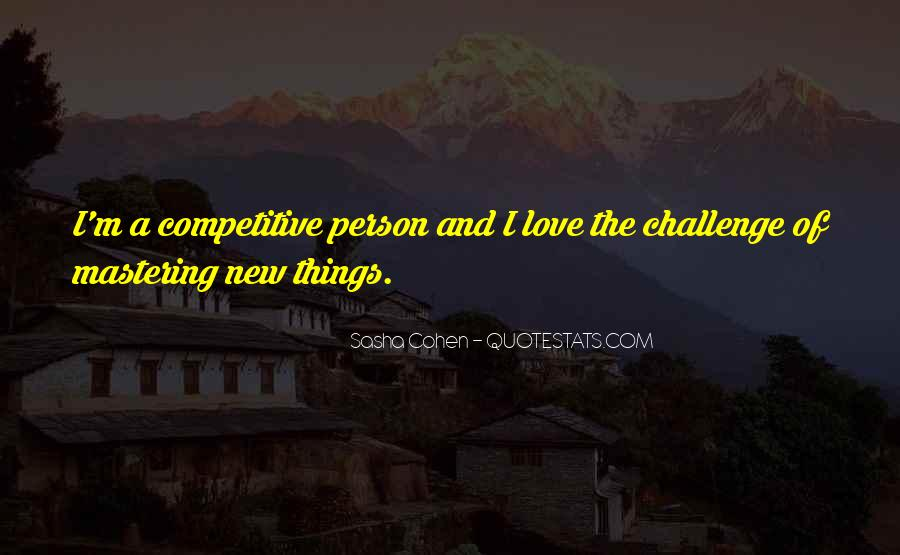 Quotes About Sports Person #1231605