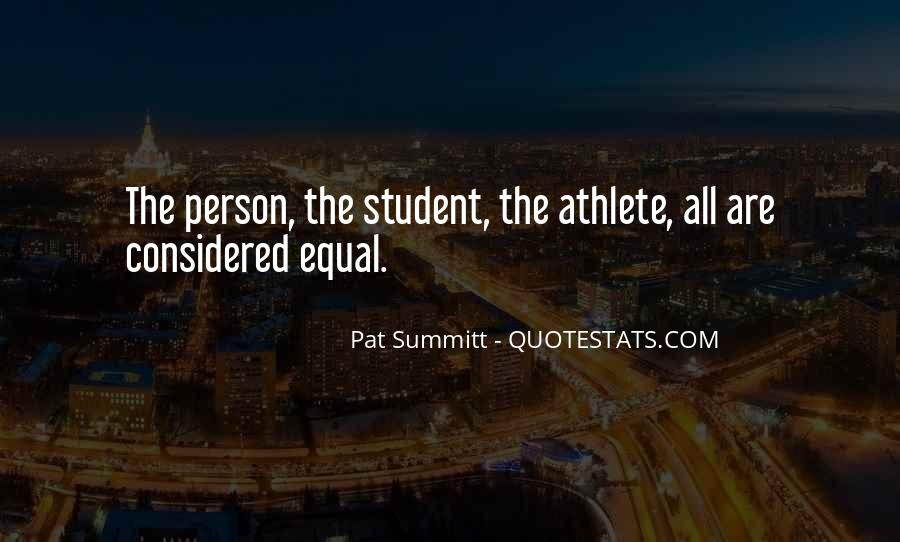 Quotes About Sports Person #128334