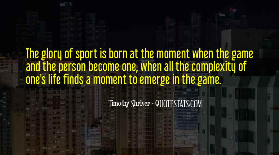 Quotes About Sports Person #1358919