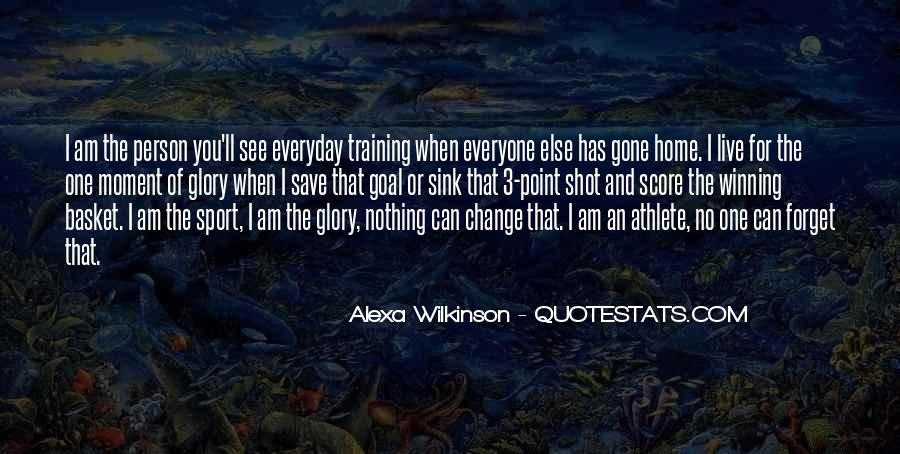 Quotes About Sports Person #1372448