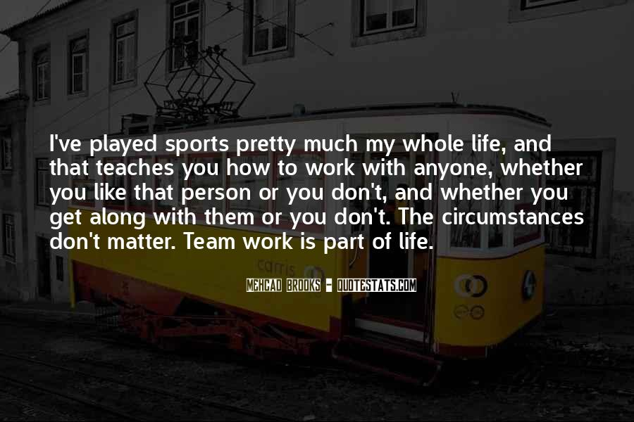Quotes About Sports Person #1417722