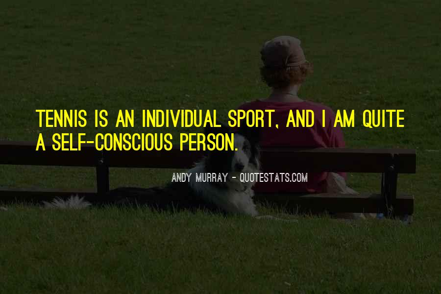 Quotes About Sports Person #1438607