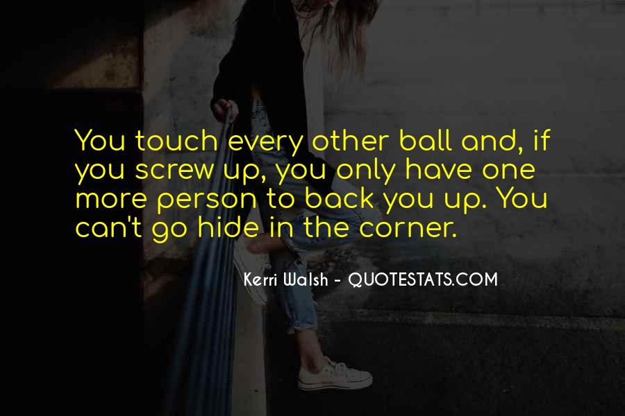Quotes About Sports Person #1578193