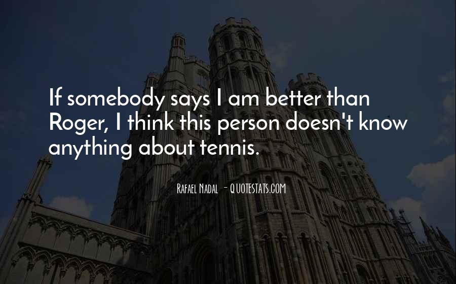 Quotes About Sports Person #382664