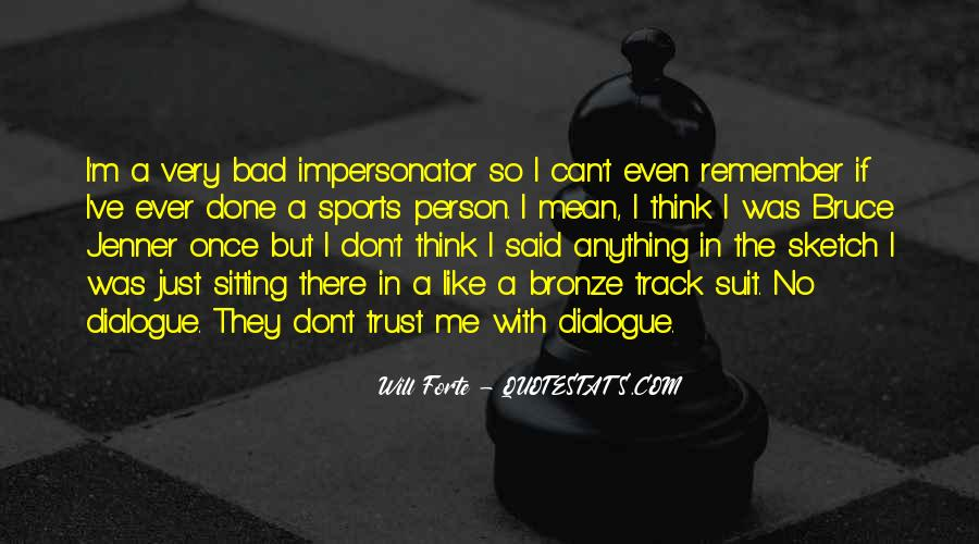 Quotes About Sports Person #42255