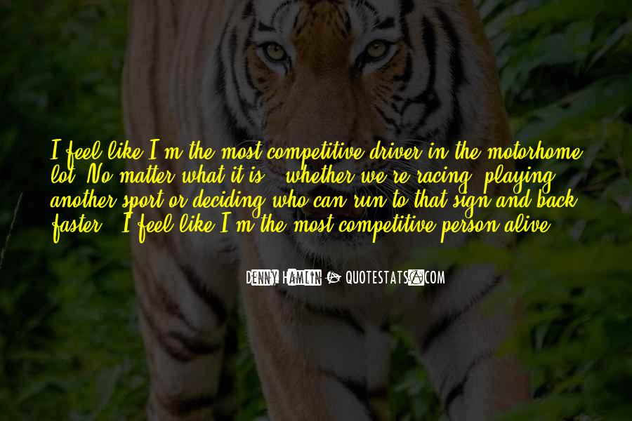Quotes About Sports Person #429899