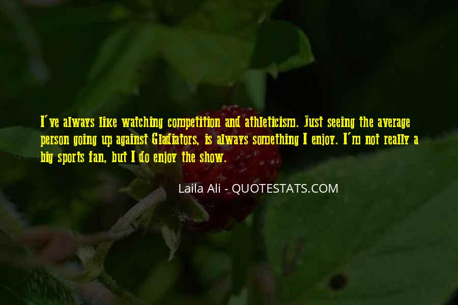 Quotes About Sports Person #441773