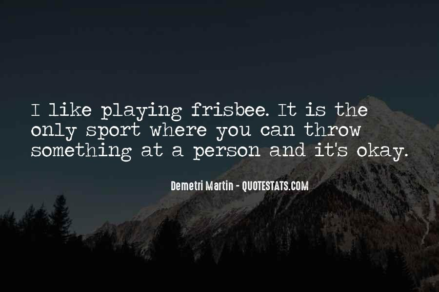 Quotes About Sports Person #461314