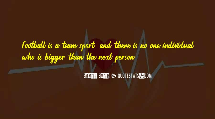 Quotes About Sports Person #467403